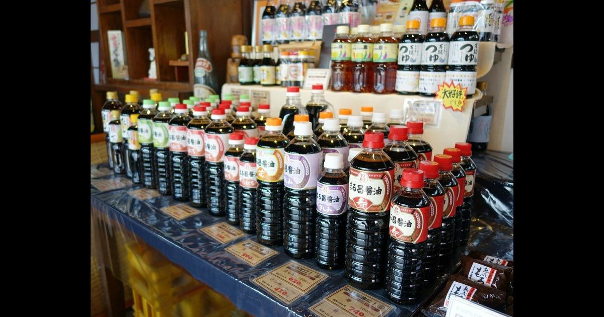《ちくのわ動画撮影チーム》まる昌醤油醸造元で撮影会を行いました。
