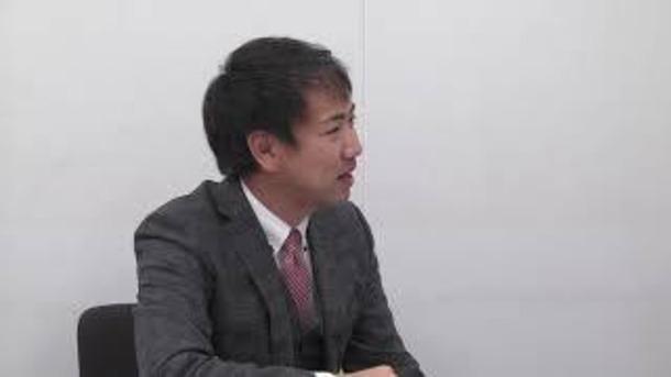 柳川市商工会青年部の福岡県南部給食センターの原翼さんのPR動画